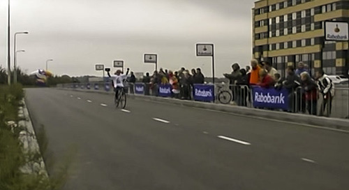Throwback Thursday: Mathieu van der Poel, Kiddie Race Champ