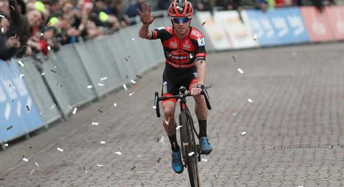 Iserbyt Back on Top at Waaslandcross Ethias Cross Finale: Full Results