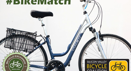 Give Transportation to Someone in Need with #BikeMatch