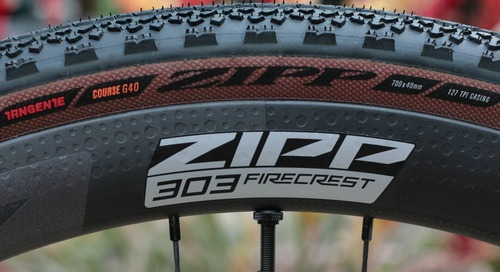 Zipp 303 Firecrest Tubeless Wheels Shed Weight, Dive Into Shallower, Wider Territory