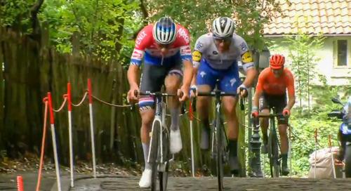 2021 Ronde van Vlaanderen: Cyclocrossers Put on a Show – Results, Video Highlights