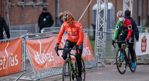 Cyclocross Apprenticeship: It's a Test of Virus, Form and Stress