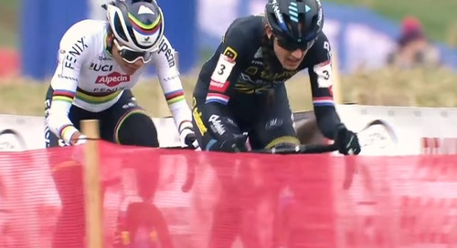 Watch: 2020 Tabor UCI Cyclocross World Cup Women's Video Highlights