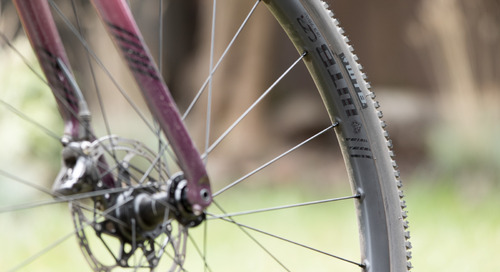 Reviewed: WTB CZR i23 Carbon Gravel Wheelset