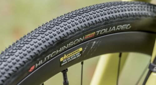 Tire Review: Hutchinson Touareg Gravel Tire – 700c, 650b