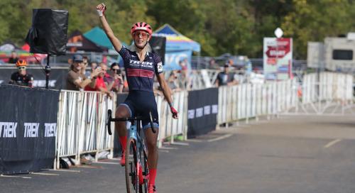 2021 Trek Cyclocross Cup Results: Elite Women