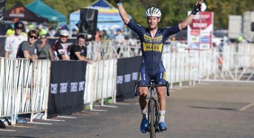 2021 Trek Cyclocross Cup: Elite Men Results