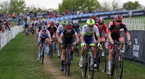 2021 UCI Cyclocross World Cup Iowa City Start Lists: Elite Men