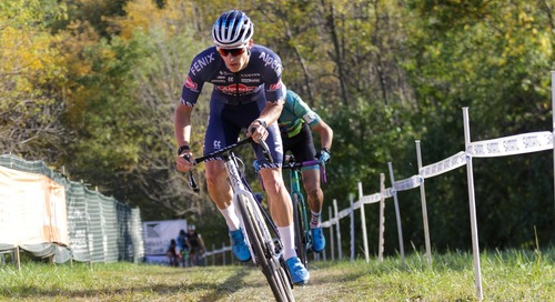2021 Jingle Cross Day 2 Report and Results: A Thrilling Vandeputte and Werner Duel