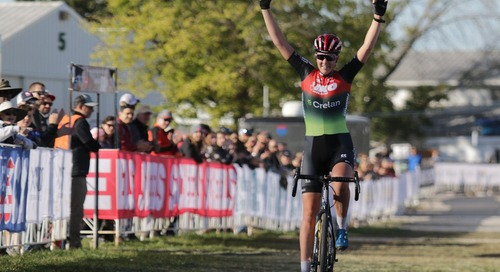 2021 Jingle Cross Day 2 Results and Report: Bakker Dominant in Hour-Long Race