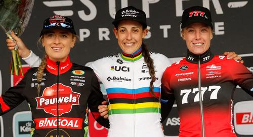 2021 Cyclocross World Cup Waterloo Start Lists: Elite Women