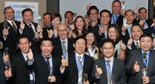 In The News: CyberArk Wins Best Secure Access Solution in Asia