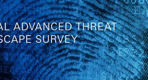 CyberArk 2014 Global Advanced Threat Landscape