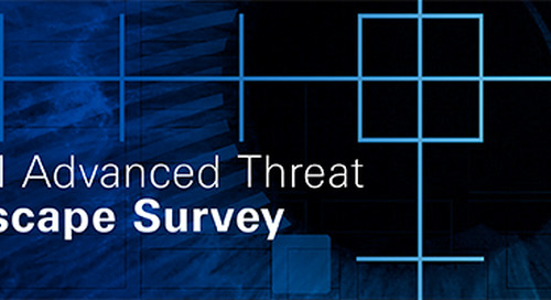Introducing the CyberArk 2015 Global Advanced Threat Landscape Survey
