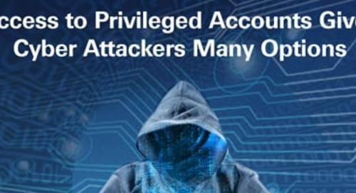 Cyber Attackers Have Many Options, Unless You Limit Their Moves