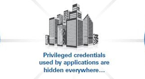 Application Credentials: The Hidden Attack Pathway into Your Organization