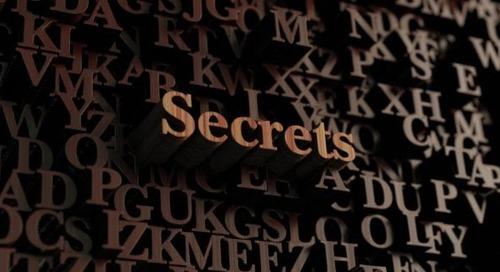 Product Integration Facilitates Enterprise Secrets Management