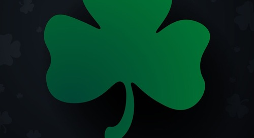 Celebrate Saint Patrick's Day Early with the Release of CyberArk Privileged Account Security Solution Version 10.2