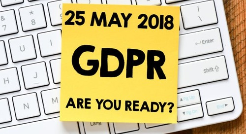 GDPR Is Here: Resources for Your Compliance Journey