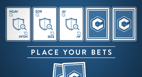 Where Are You Placing Your Endpoint Security Bets?