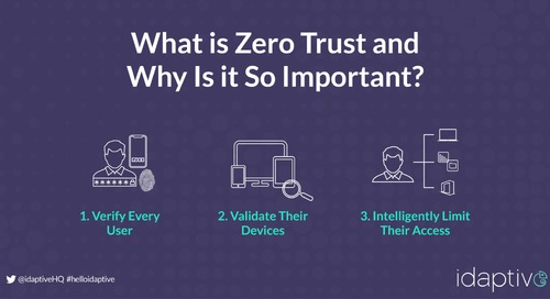 What Is Zero Trust and Why Is it So Important?