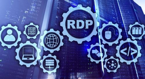攻撃者は、公開されているRDPサーバーを探しています