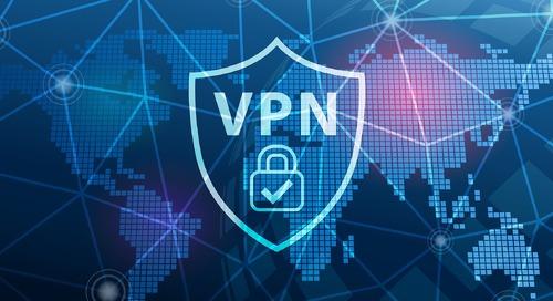 為遠距員工實施 VPN 的五個簡單規則