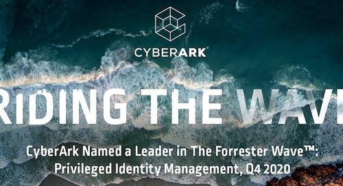 CyberArk Named a Privileged Identity Management Leader