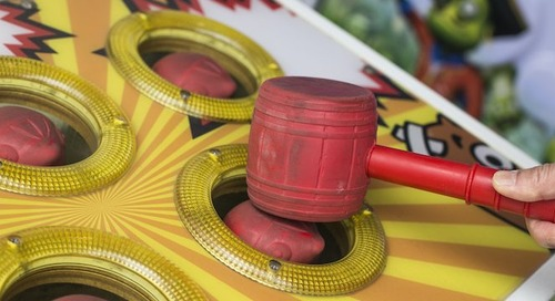 Applications Are Everything and Everywhere – Does Whack-a-Mole Security Work?