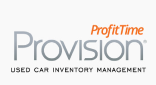 ProfitTime in Practice: Finding Balance in a Bipolar Used Vehicle Market