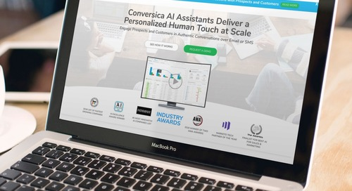 Demand Gen Report: Conversica Releases New Capabilities For Increased Personalization