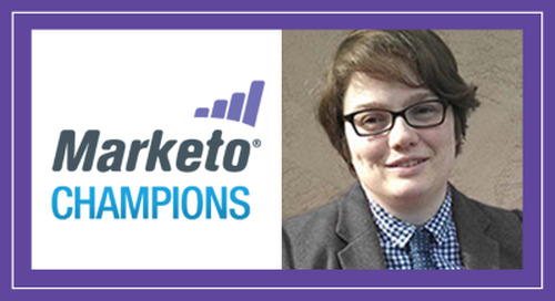 DemandLab's Courtney Grimes Recognized as a Three-Time Marketo Champion