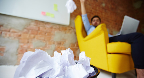 Are You Letting Your Vendors Throw Away Valuable Customer Data?