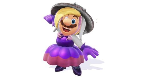 Nintendo unveils new Super Mario Odyssey costume based off another big bad rabbit