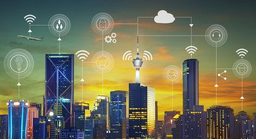 Four Considerations for Internet of Things