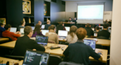 Higher Education: Subpar Grades for Cybersecurity