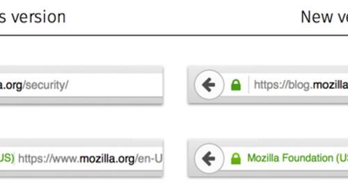 Understanding Firefox Updated Security Indicators