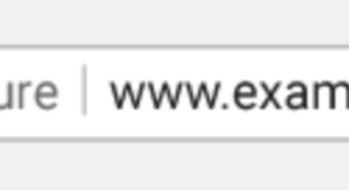 """Seeing a """"Not Secure"""" Warning in Chrome? Here's Why and What to Do about It"""