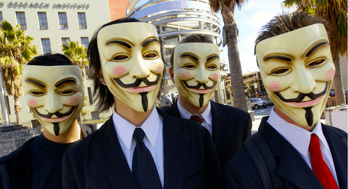 Anonymous and the New Face of Hacktivism: What to Look Out For in 2018