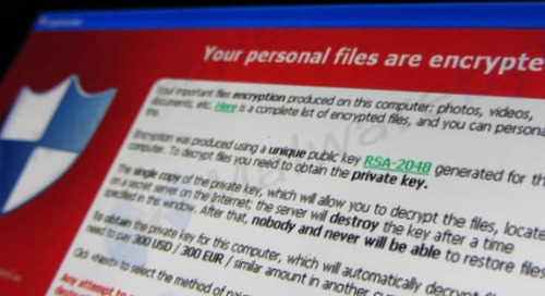Blog | Ransomware in 2018: 4 Things to Look Out For