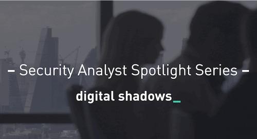 Security Analyst Spotlight Series: Rafael Amado