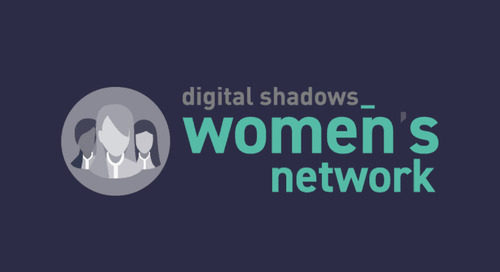 Diversity and the Digital Shadows Women's Network