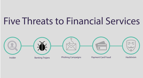 Five Threats to Financial Services: Part Two, Banking Trojans
