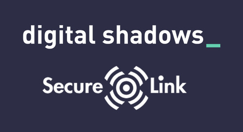 Partnering with SecureLink to help organizations minimize their digital risk