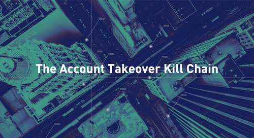 The Account Takeover Kill Chain: A Five Step Analysis