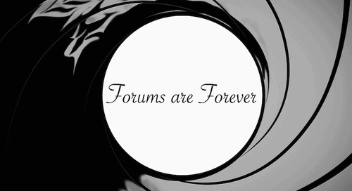 Forums are Forever – Part 3: From Runet with Love