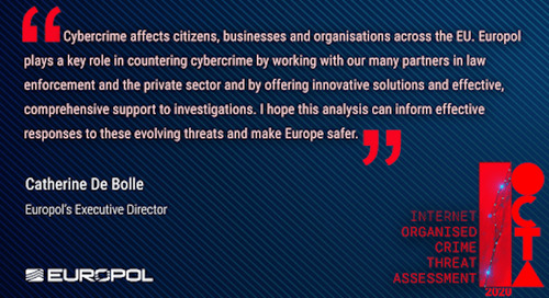Digital Shadows Analysis of Europol's Cybercrime Report