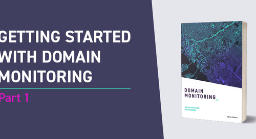 Getting Started with Domain Monitoring: Part 1, Collection