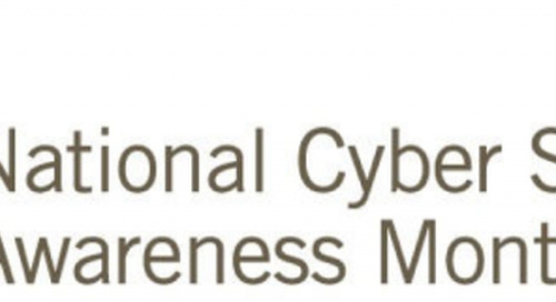 Gearing Up For National Cyber Security Awareness Month