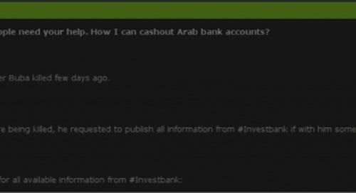 Bozkurt Hackers continue to leak bank data